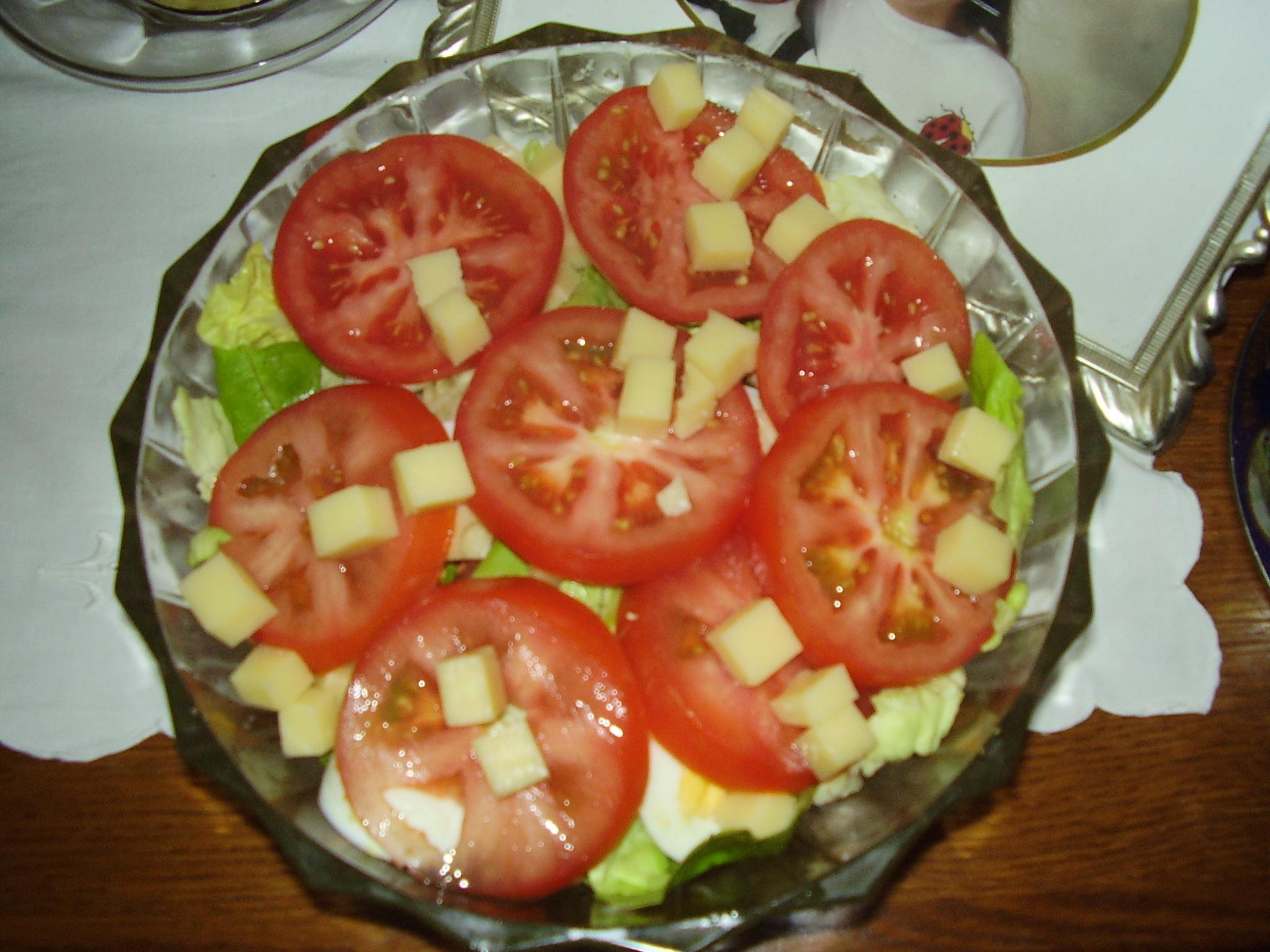 Les salades la cuisine de chez michel for Eliminer les vers des salades